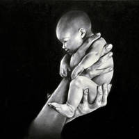 Little Angel On Earth by dotSingnature