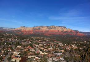 Red Rocks and Sedona by ElleShaped
