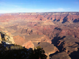Grand Canyon 02 by ElleShaped