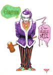 Joker Vincent colors by guillomcool