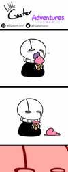 Little Gaster Adventures Ice cream by Elizabetharte