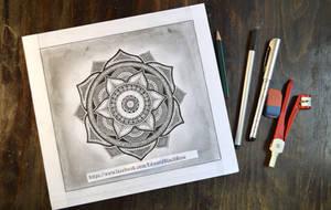 Mandala by EdwardBlackRose