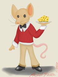 Mr. CheeseSqueak by ROYALRACHELVALLE