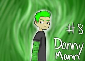 Evil Ex Number 8: Danny Mann by Glopesfire