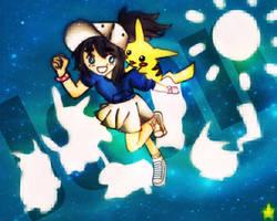 Pokemon Universe by Glopesfire