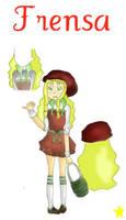 OC: Frensa by Glopesfire