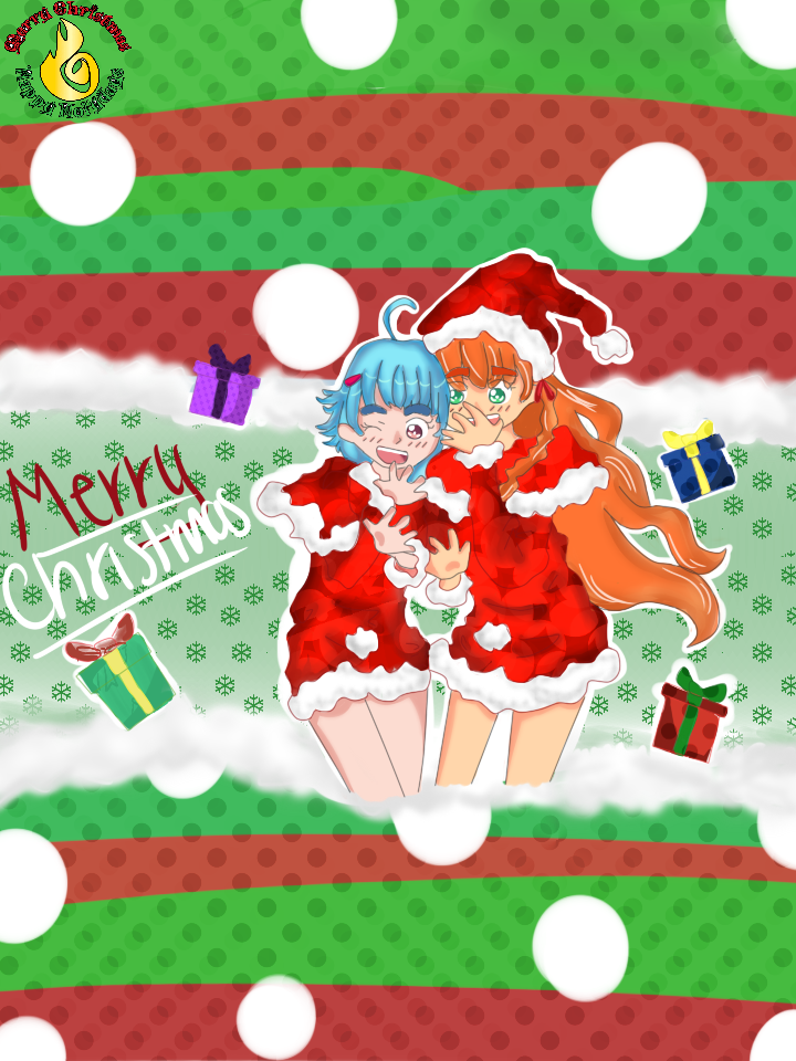 H.O.W Christmas Entry: Secret Holidays by Glopesfire