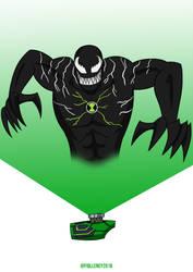 Venom (ben 10 version) by Fiqllency