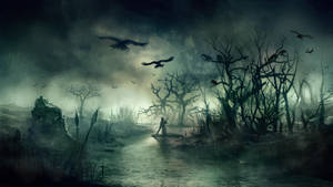 Into the Marshlands by Silberius