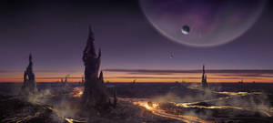 Exoplanet 2 by Silberius