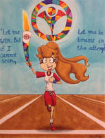 Adele Hertz: Special Olympics World Games by GabiSaKuRa