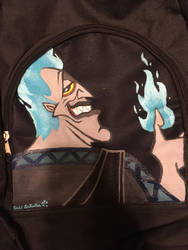 Hades Backpack 2 by GabiSaKuRa