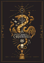 Fantastic Beasts contest on Talenthouse by ProfBell