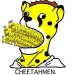 CHEETAHMEN. by BrokenShard-Garou