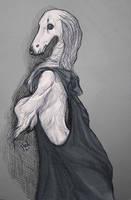 A Fierce Calm by fangedhorse