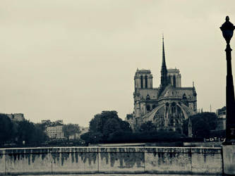 Paris stolen my heart. by Screamingmonster