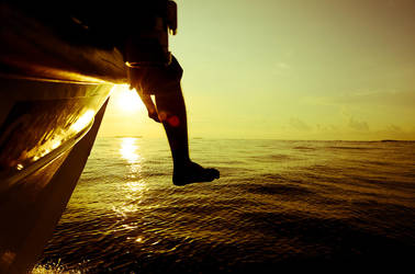 Sailing to the sun by AlphaTroon