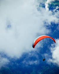 paragliding by AlphaTroon