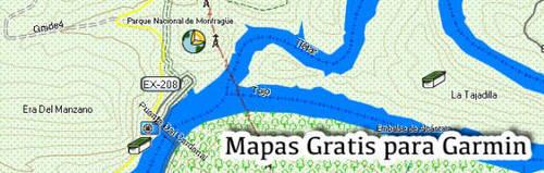 Free Maps for Garmin by trushoogeo