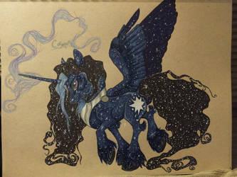 King Cosmos: MLP by FoxDragonLover
