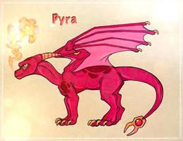 Pyra: BIO by FoxDragonLover