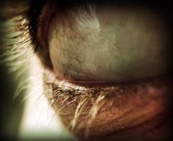 Zombie's Eye by 666GirL666