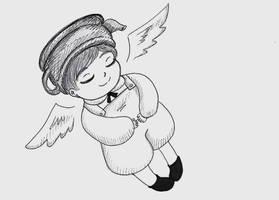Angel Greg by Batsu13angel