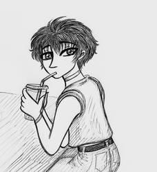 Bubble Tea Kamui by Batsu13angel