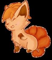 Happy birthday, Foxie! by Erladino