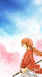 take a deep breath  : Kenshin by Lanzenritter