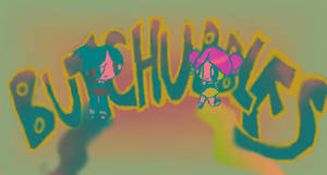 PPG - Butchubbles iScribble by AngelLilly