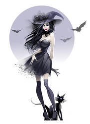Just hallloween picture by Zzanthia