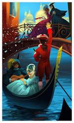 Carnival time by Zzanthia