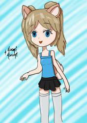 Manami Anime Doodle by manamiminami
