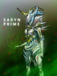 Saryn Prime by triatholisk