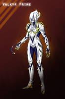 Valkyr Prime by triatholisk