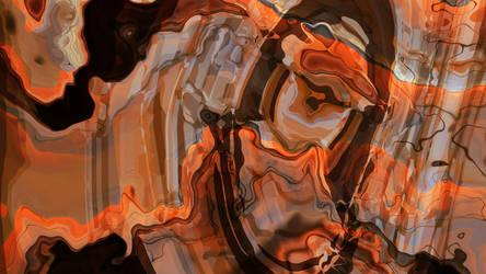 Baby Fetus Insomniatic by DigitalCynic
