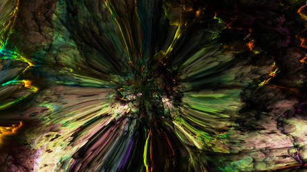 Rainbow Core Overloader by DigitalCynic