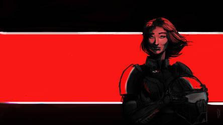Shepard by grafffite