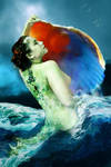 Mermaid Capturing the Music... by russhorseman