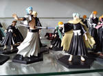 Little Bleach figures. Toshiro vs Grimmjow by Miku-Nyan02