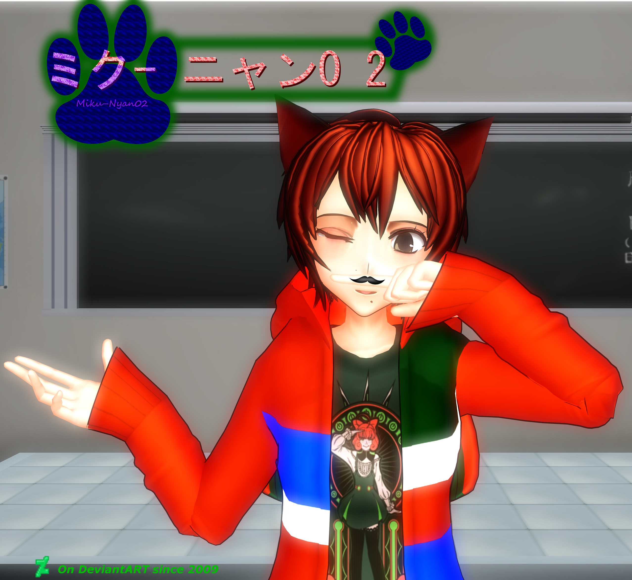 Miku-Nyan02's Profile Picture
