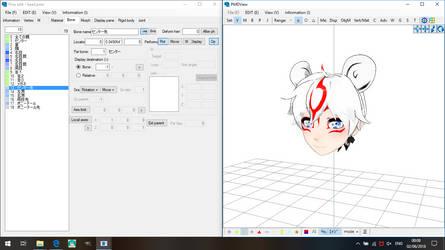 .:MMD:. Model WIP by Miku-Nyan02