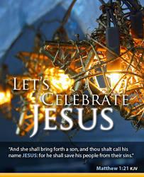 Let's Celebrate Jesus by cgitech