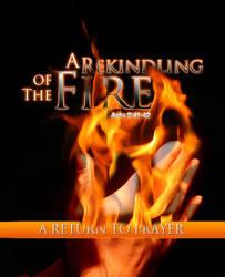 Prayer: Rekindle The Fire by cgitech