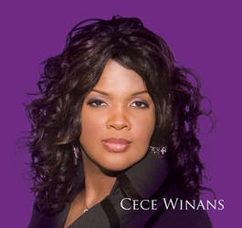 Cece Winans by cgitech
