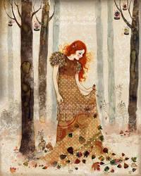Autumn Sorcery by Minasmoke