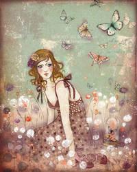 Memories like Butterflies by Minasmoke