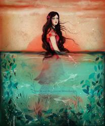 The Ocean Calling by Minasmoke