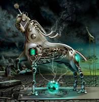 Horse by funkwood